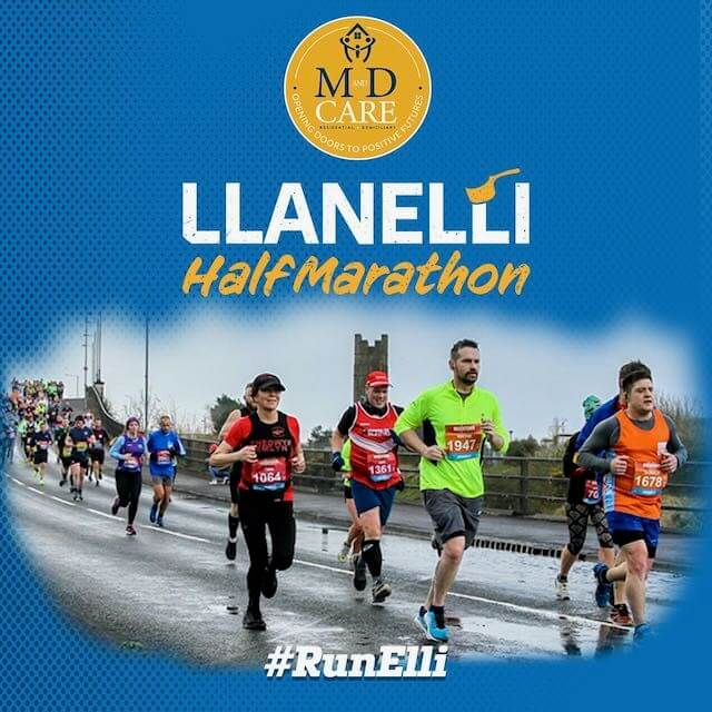 Llanelli Half Marathon Headline Sponsors