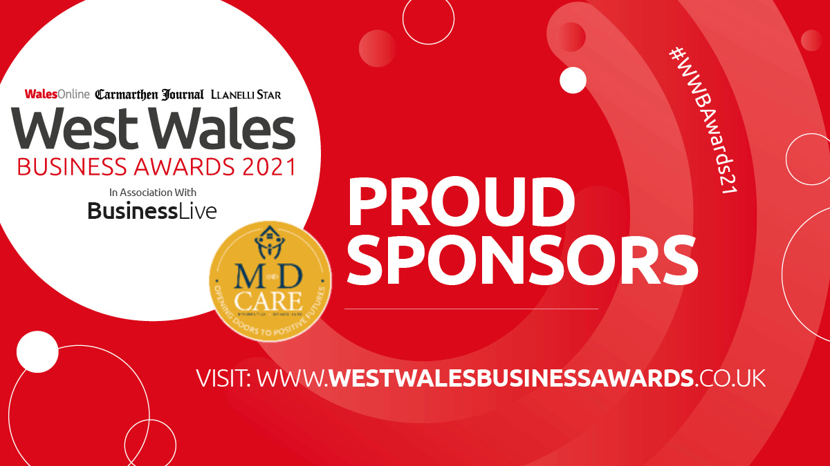West Wales Business Awards 2021