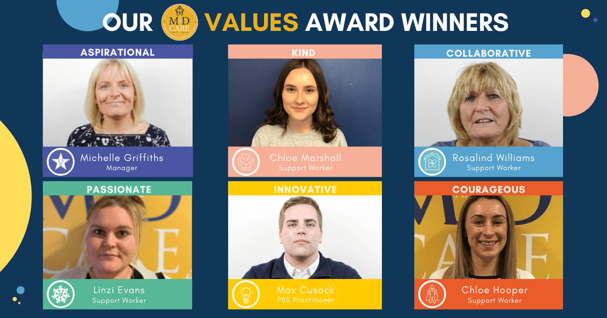 Our Values Recognition Awards
