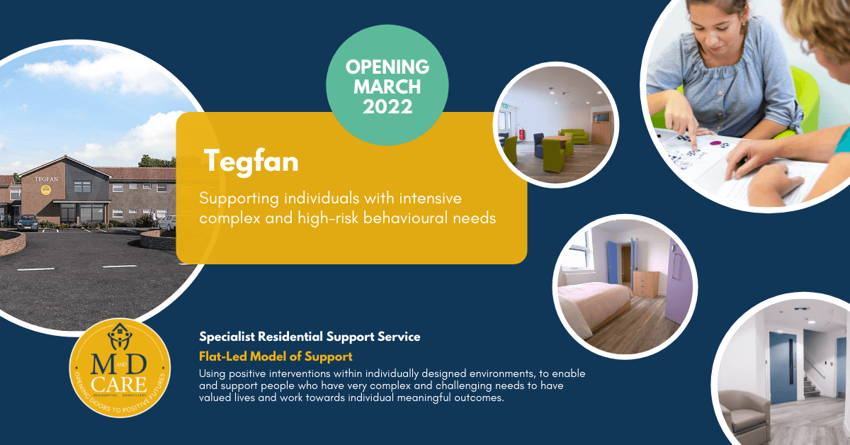 Introducing our New Specialist Residential Service Opening in March 2022